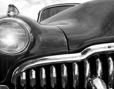 Buick Eight -  Richard James - McGaw Graphics
