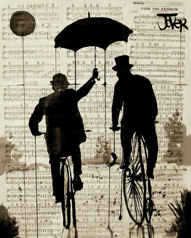 Loui Jover - The Umbrella