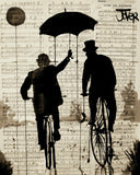 The Umbrella -  Loui Jover - McGaw Graphics