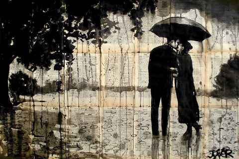 Loui Jover - Rainy Day Rendezvous