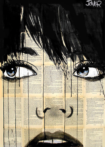 The Hours -  Loui Jover - McGaw Graphics