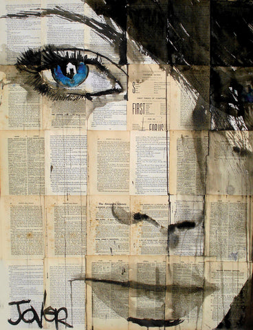 For Us For You -  Loui Jover - McGaw Graphics