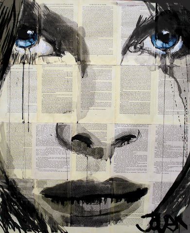 In the Days -  Loui Jover - McGaw Graphics