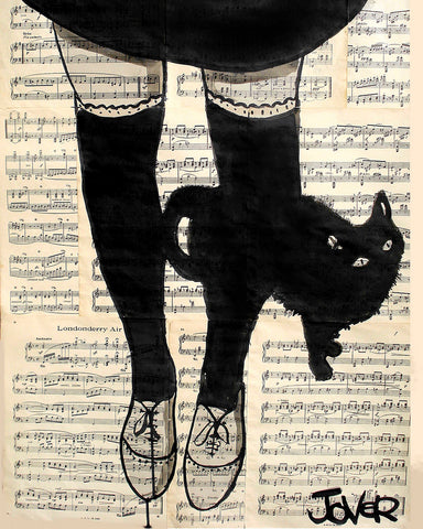 This be Cat -  Loui Jover - McGaw Graphics