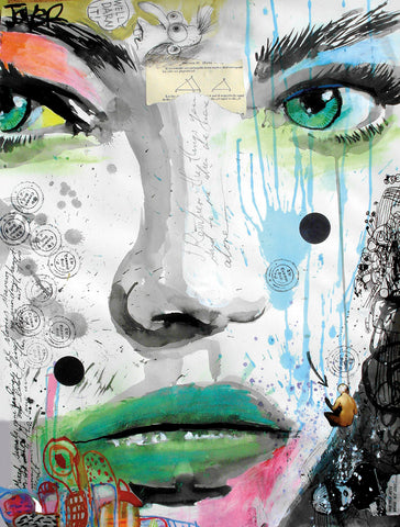Bloom -  Loui Jover - McGaw Graphics