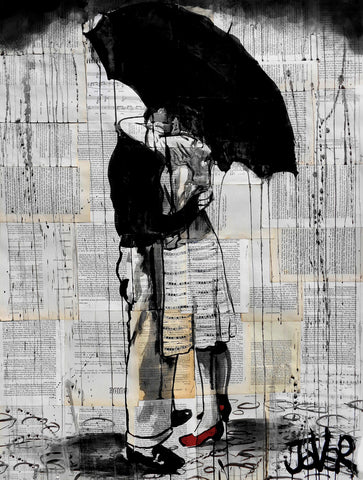 Hopeless Romantics -  Loui Jover - McGaw Graphics