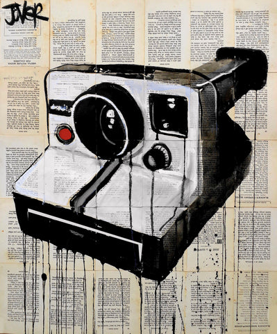 The Polaroid -  Loui Jover - McGaw Graphics