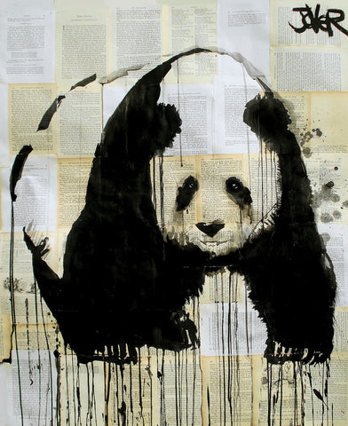 Endangered Species II -  Loui Jover - McGaw Graphics