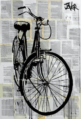 Bike -  Loui Jover - McGaw Graphics