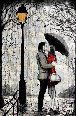 Lamp -  Loui Jover - McGaw Graphics