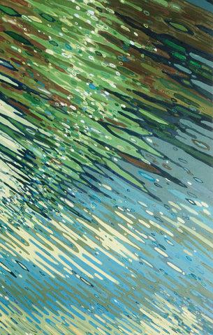 Sharp Ripples -  Margaret Juul - McGaw Graphics