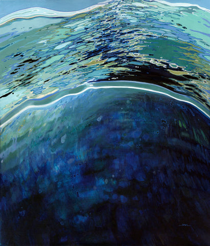 Margaret Juul - Deep Ocean, Vast Sea
