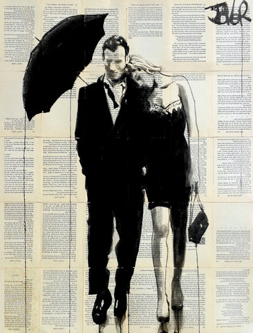 Each Other -  Loui Jover - McGaw Graphics