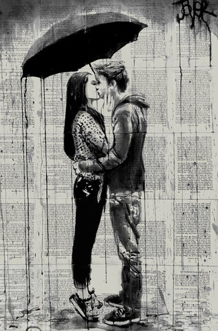 Young Hearts -  Loui Jover - McGaw Graphics