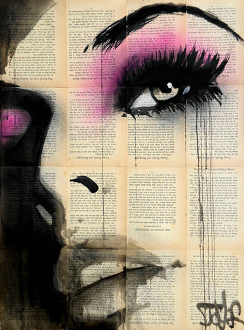 Forever Now -  Loui Jover - McGaw Graphics