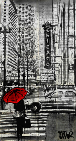 Chicago -  Loui Jover - McGaw Graphics