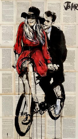 Days in Bliss -  Loui Jover - McGaw Graphics