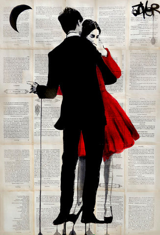 True Romance -  Loui Jover - McGaw Graphics