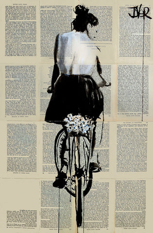 Sunday Ride -  Loui Jover - McGaw Graphics