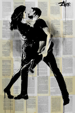 Night Moves -  Loui Jover - McGaw Graphics