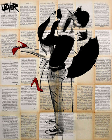 Always Again -  Loui Jover - McGaw Graphics