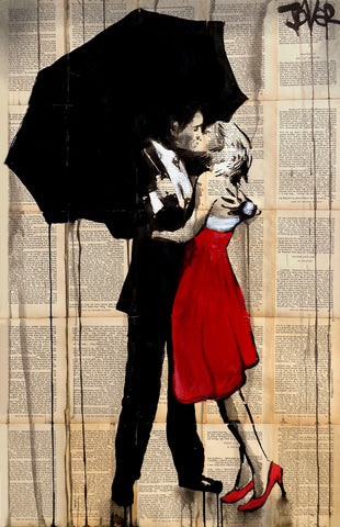 In that Moment -  Loui Jover - McGaw Graphics