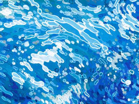 Swirling Tide -  Margaret Juul - McGaw Graphics