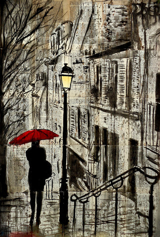 Loui Jover - The Walk Home