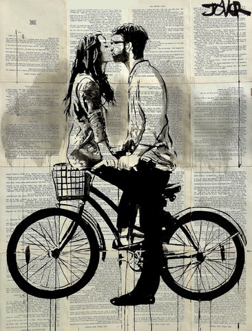 Together -  Loui Jover - McGaw Graphics