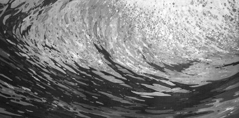 Catching a Wave -  Margaret Juul - McGaw Graphics
