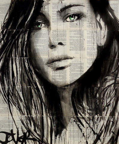 For Her -  Loui Jover - McGaw Graphics