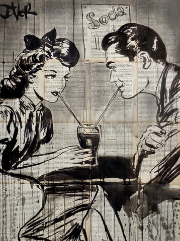Soda 2 -  Loui Jover - McGaw Graphics