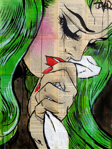Loui Jover - Pop Cry
