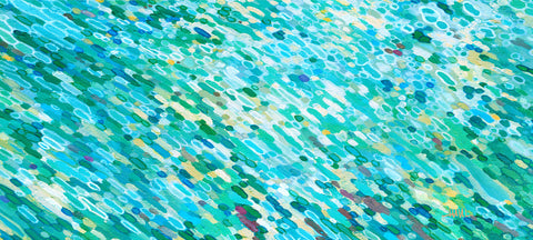 Cool Ocean Breeze -  Margaret Juul - McGaw Graphics