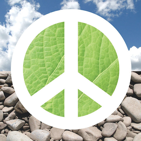 Green Peace -  Jenny Kraft - McGaw Graphics