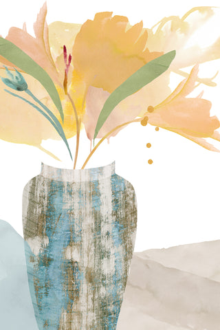 Sunshine in a Vase I - McGaw Graphics