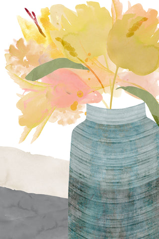 Sunshine in a Vase II - McGaw Graphics