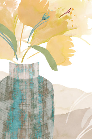 Sunshine in a Vase III - McGaw Graphics