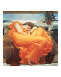 Flaming June -  Frederic Leighton - McGaw Graphics