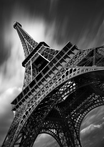 Eiffel Tower Study 2, 2011 -  Moises Levy - McGaw Graphics