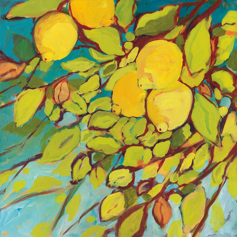 Jennifer Lommers - The Lemons Above