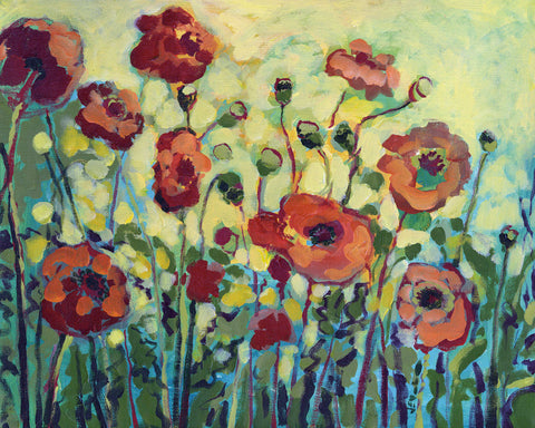 Anita's Poppies -  Jennifer Lommers - McGaw Graphics