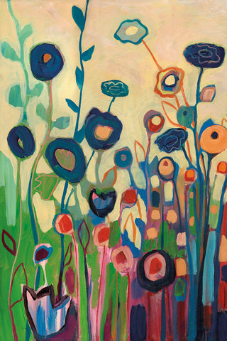 Meet Me In My Garden Dreams Pt. 1 -  Jennifer Lommers - McGaw Graphics