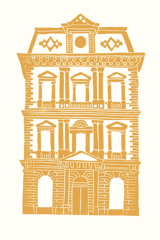 Williamsburg Building 8 (Kings County Savings Bank) -  live from bklyn - McGaw Graphics