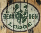 The Bear Den Lodge -  Katelyn Lynch - McGaw Graphics