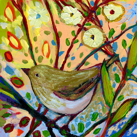 Modern Bird IV -  Jennifer Lommers - McGaw Graphics