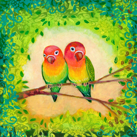 Love Birds -  Jennifer Lommers - McGaw Graphics