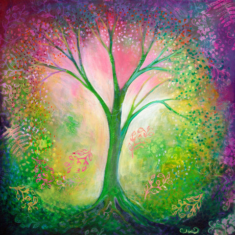 Tree of Tranquility -  Jennifer Lommers - McGaw Graphics
