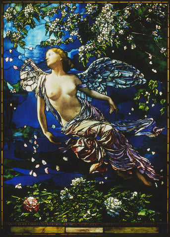 Spring, from 1900 until 1902 -  John La Farge - McGaw Graphics