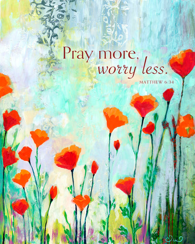One Sunny Morning (Pray more...) -  Jennifer Lommers - McGaw Graphics